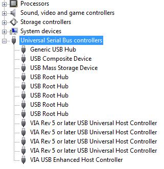 Cannot Detect Usb Device